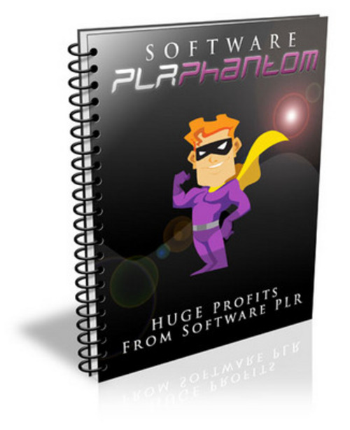 Product picture ** New!!** Software Plr Phantom Plr with mrr