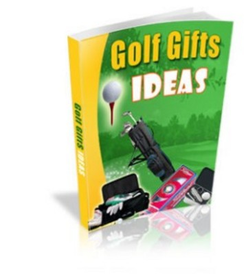 Product picture Golf Gifts Ideas (MRR)